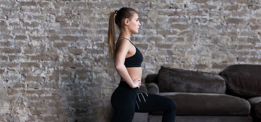 Work-out voor benen